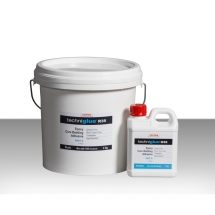 Techniglue R35 - Techniglue R35 is a pre-filled system formulated to cure at room temperature to form a tough core-bedding adhesive.