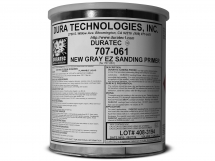 Duratec 707-061 Sanding Primer - Duratec 707-061 Sanding Primer is a unique, low porosity primer that provides outstanding surfacing and levelling properties.