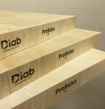 ProBalsa - ProBalsa is a high quality organic core material made from end grain balsa wood. The end grain, micro honeycomb structure offers exceptional shear and compressive strength.