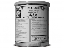 Duratec 823A Clear Sealer - Duratec 823A Crystal Clear Sealer is a low viscosity, rapid curing, penetrating sealer.